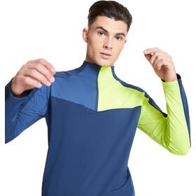 Dare 2b Depose Camiseta Core Stretch Hombre, azul/verde